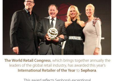 Sephora Award