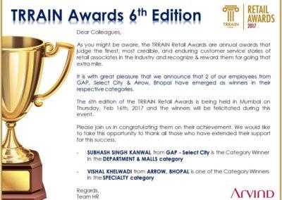 TRRAIN Awards -Winners v2