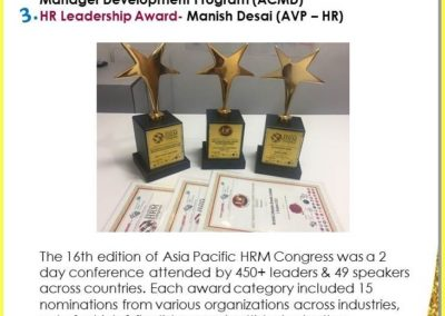 16th Asia Pacific HRM Congress